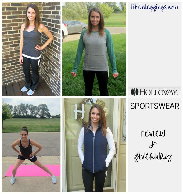 holloway sportswear review - life in leggings
