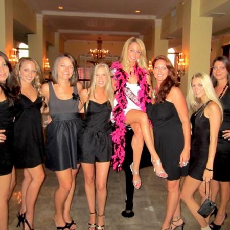 my bachelorette party