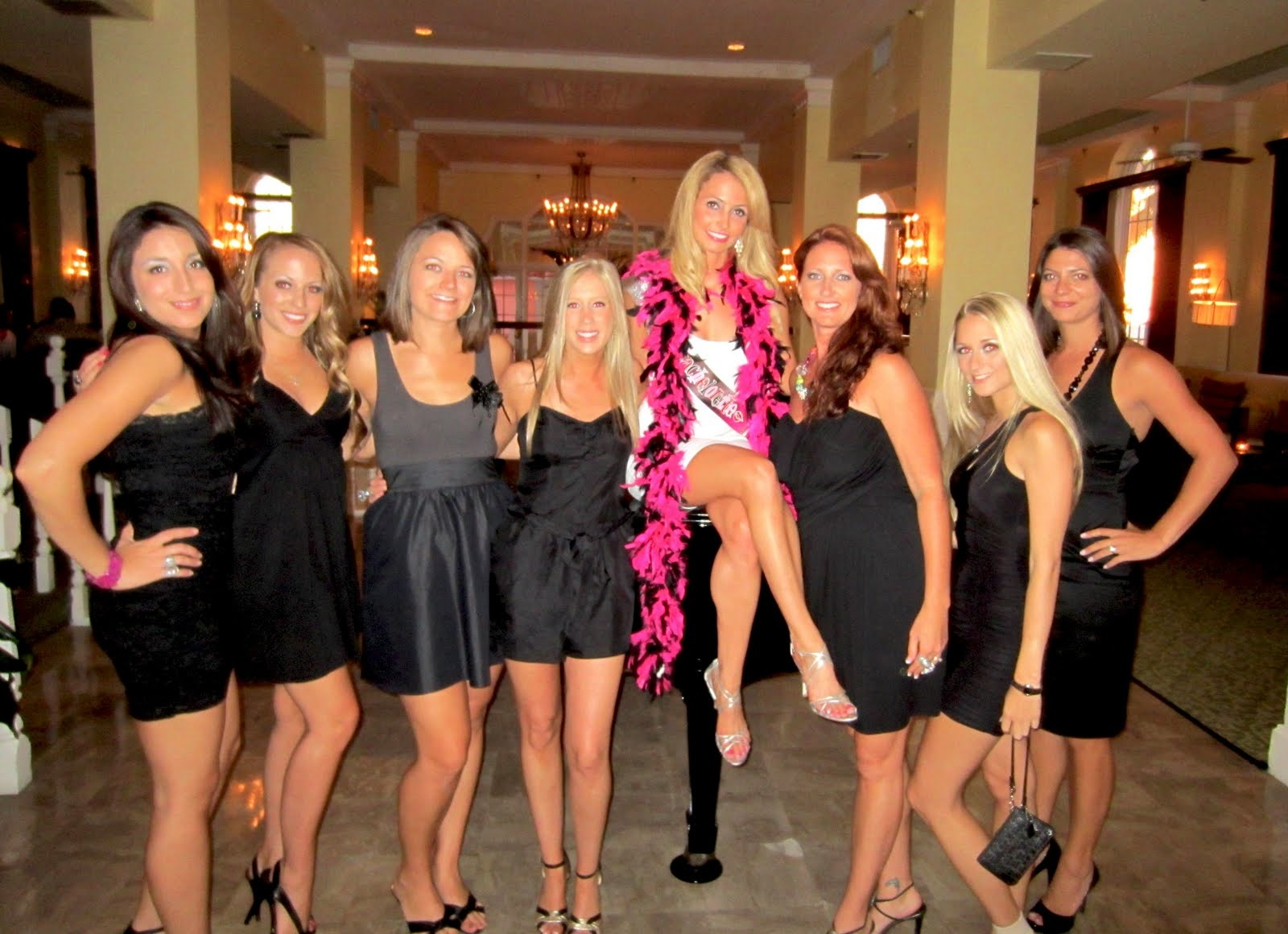 my bachelorette party