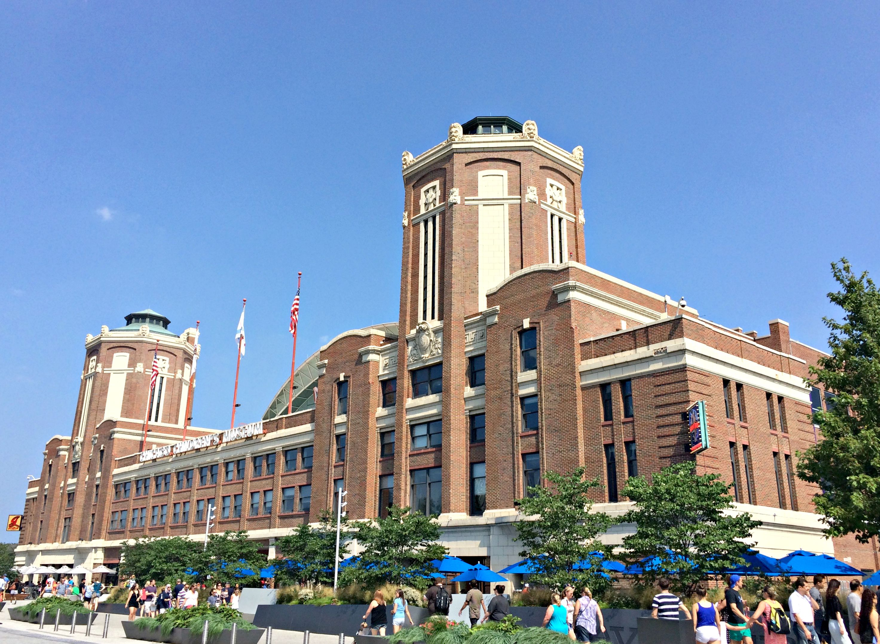 navy pier museum chicago