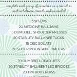 power gym circuit workout