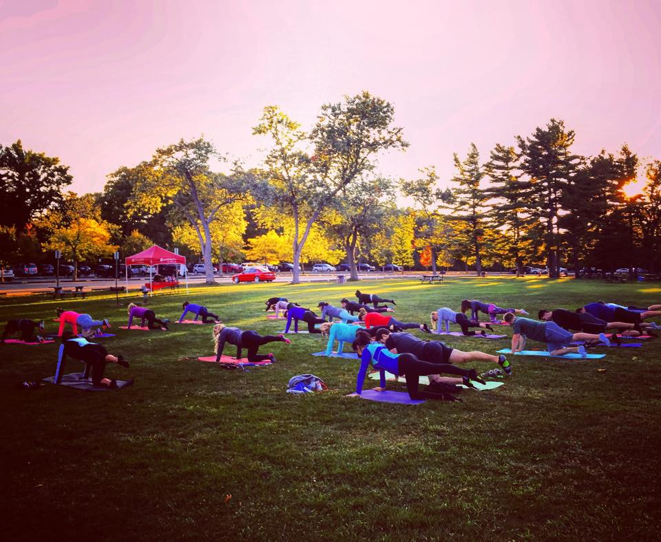 pure barre in the park rochester mi