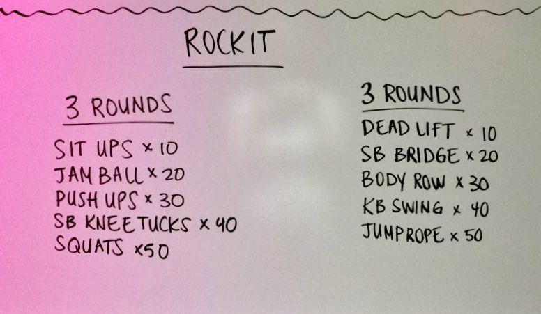 rockit class circuit