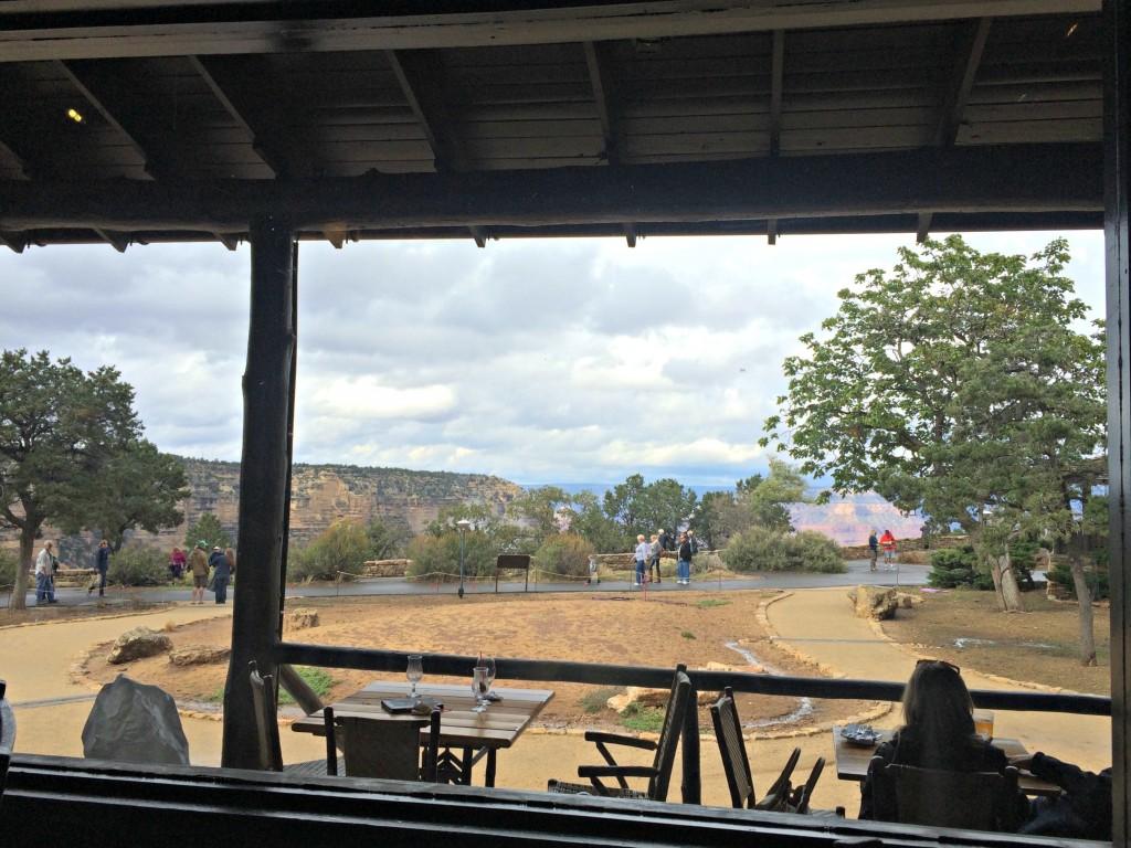 El Tovar restaurant Grand Canyon