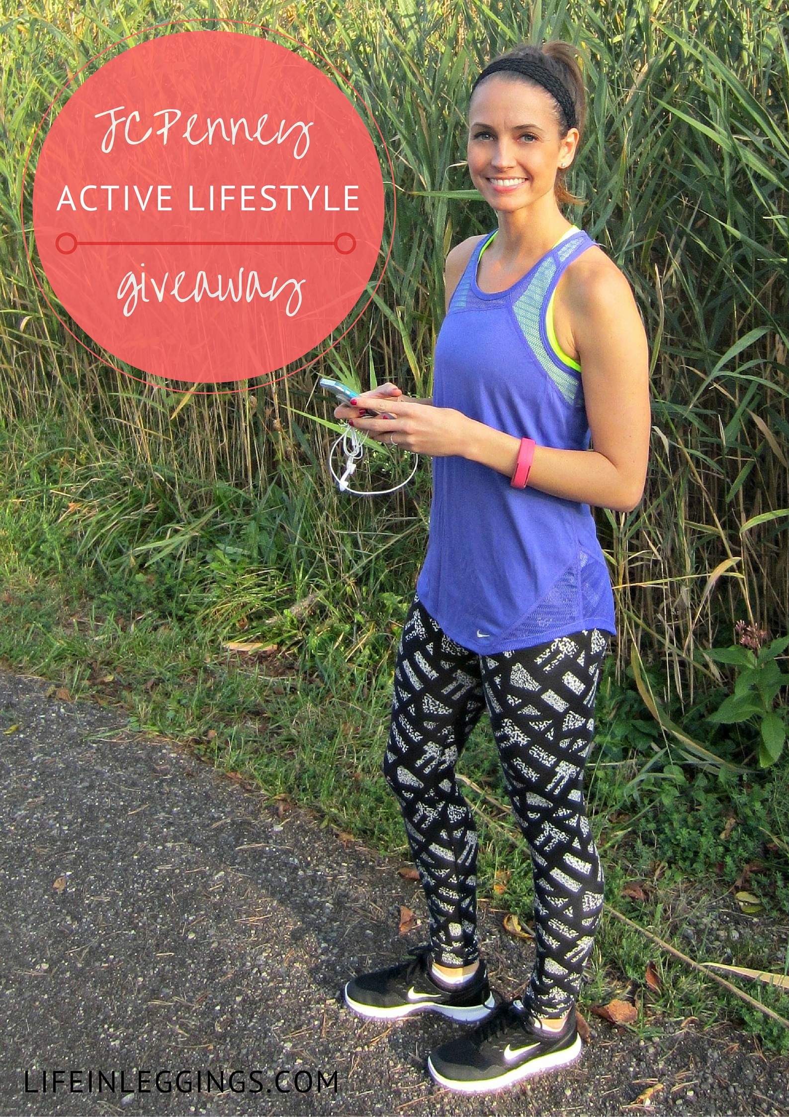 JCPenney Active Lifestyle Giveaway