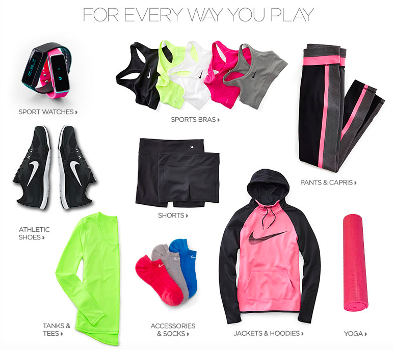 JCPenny Active Lifestyle