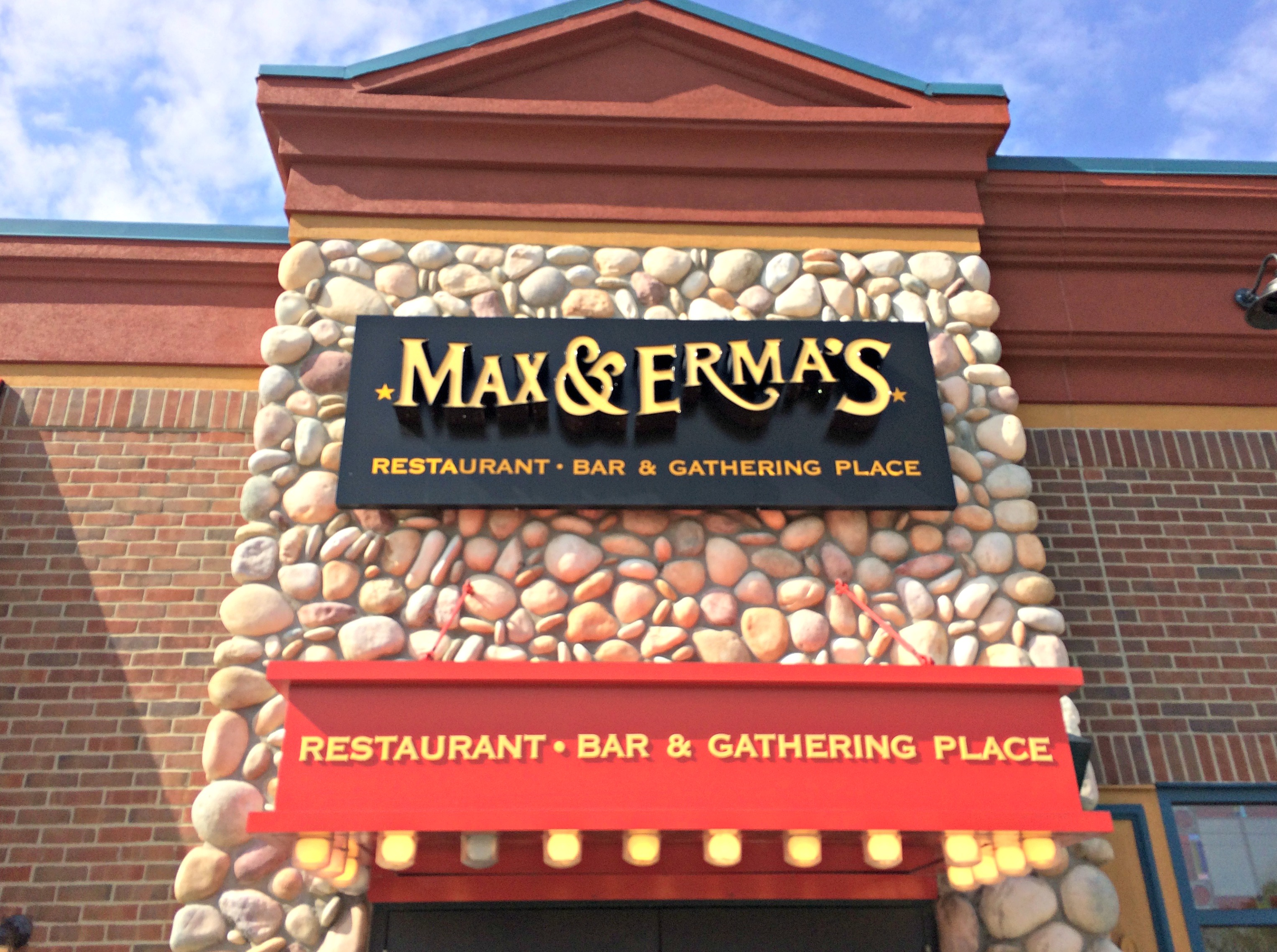 Max & Erma's restaurant and bar