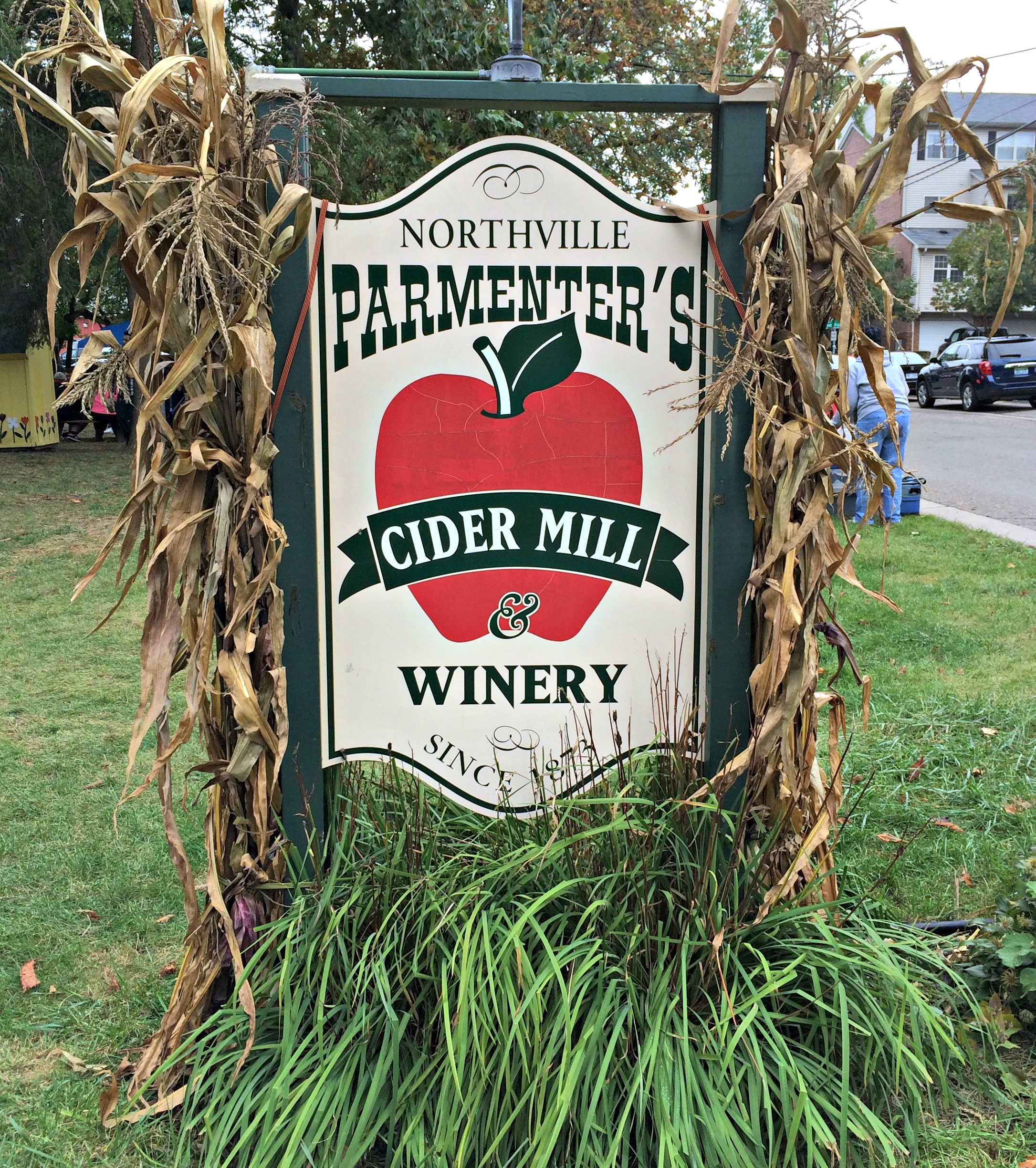 Parmenter's Northville Cider Mll & Winery