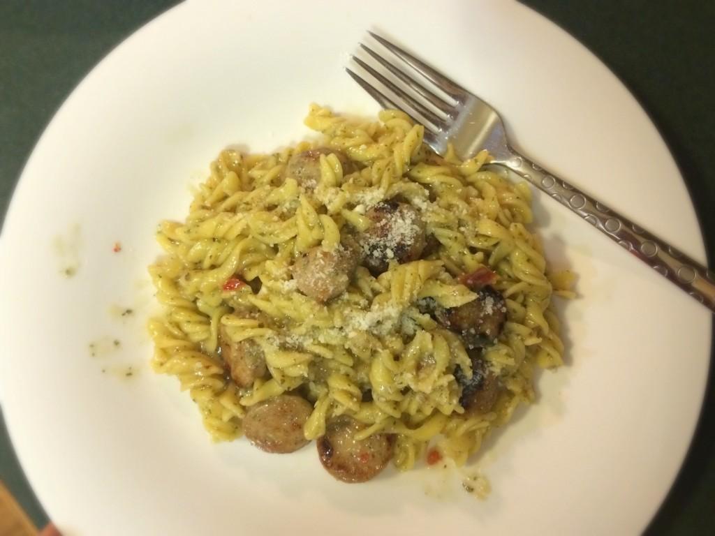 gluten free pasta sides dinner