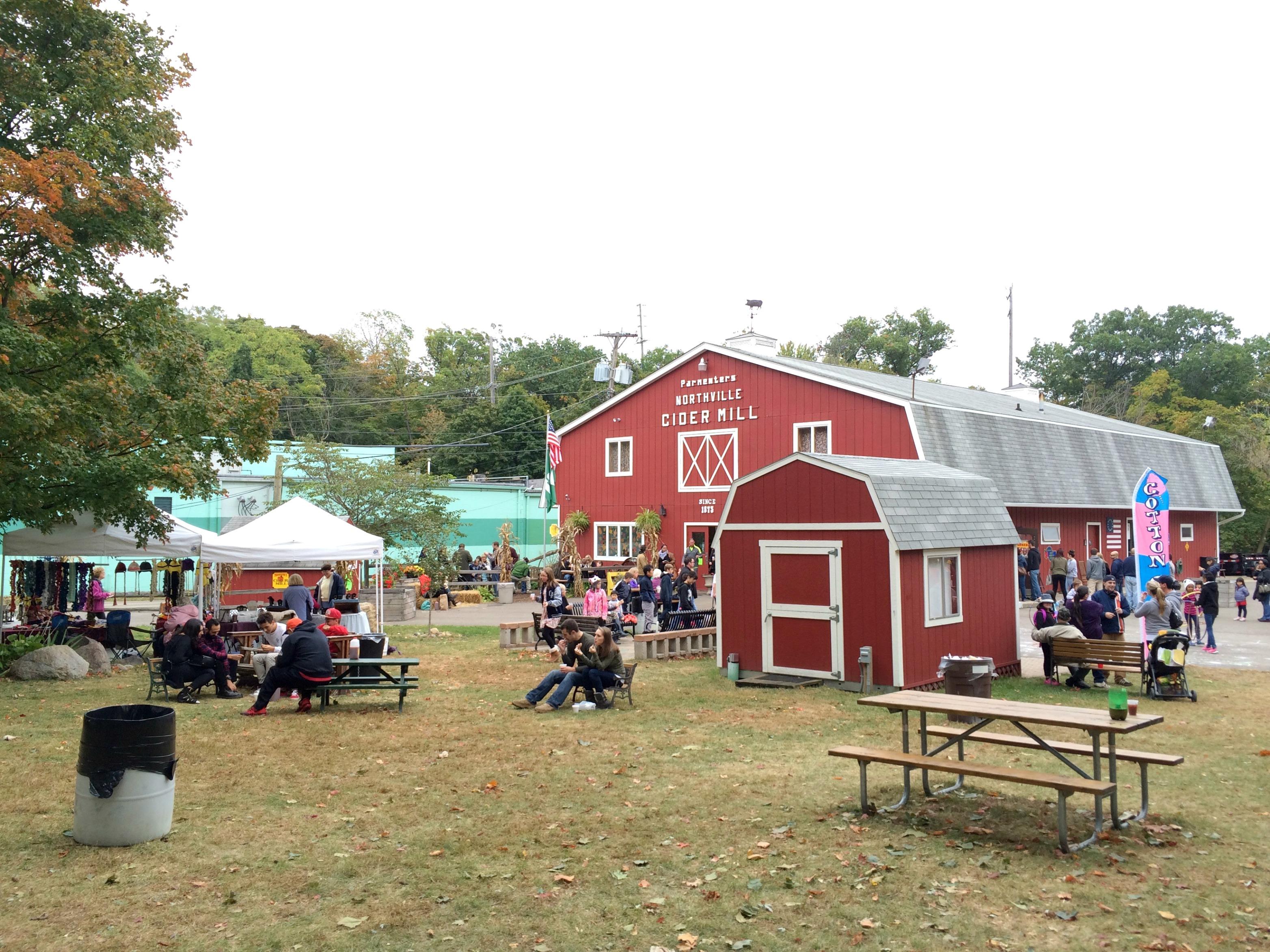 northville cider mill