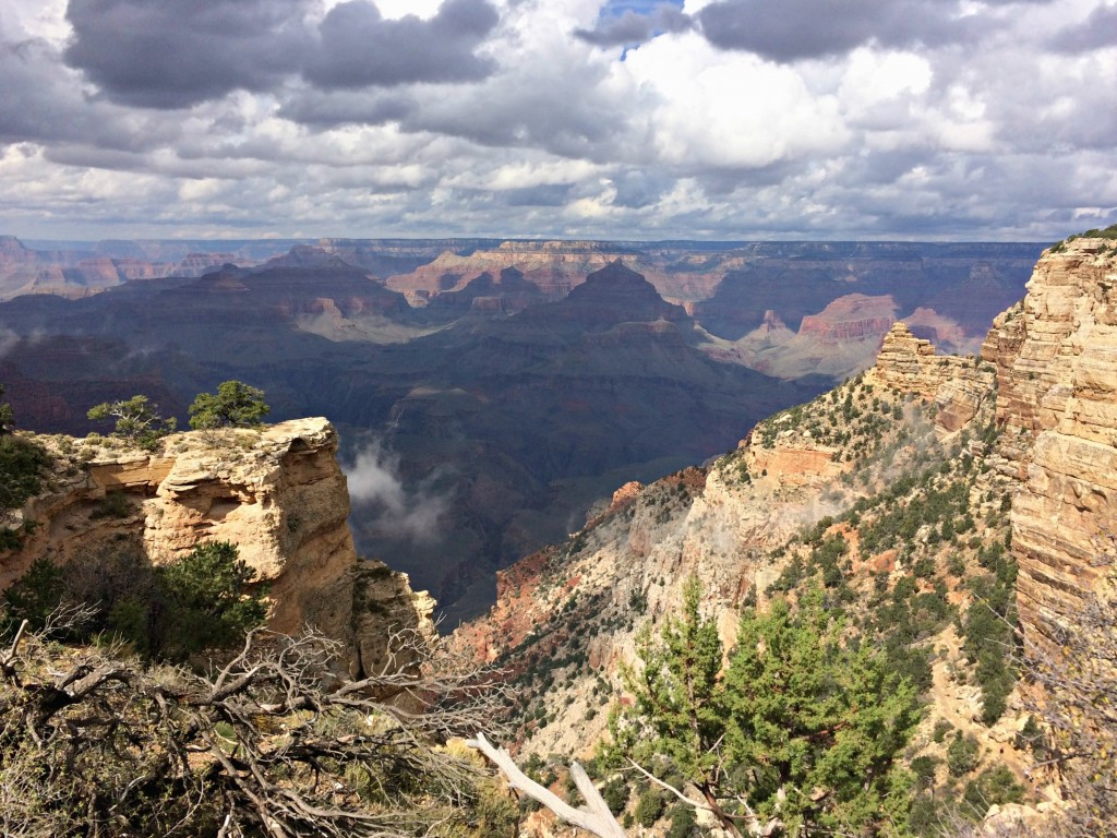 stunning views of the grand canyon
