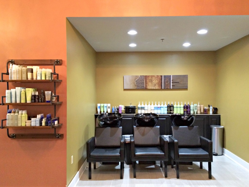 Aveda salon birmingham, michigan