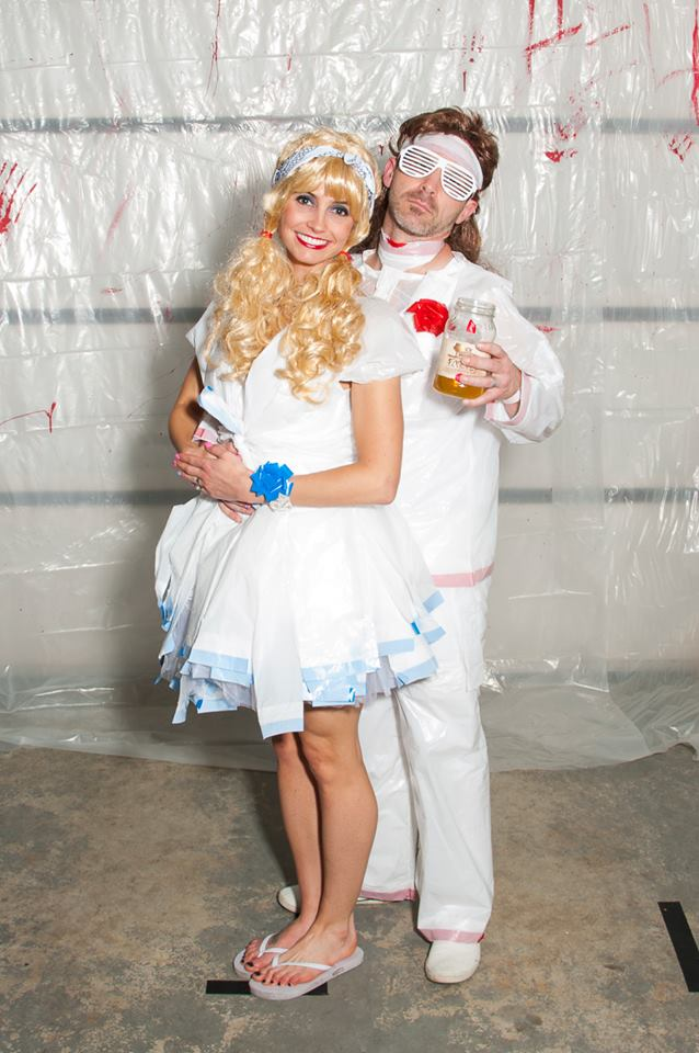 Halloween 2015 - White Trash Prom 2