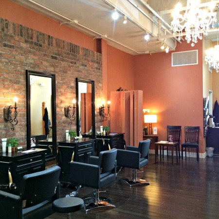 Legato Salon & Spa Birmingham, Michigan