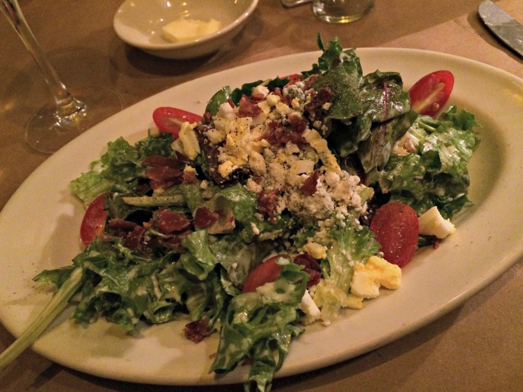 Rochester Chop House 306 House Salad
