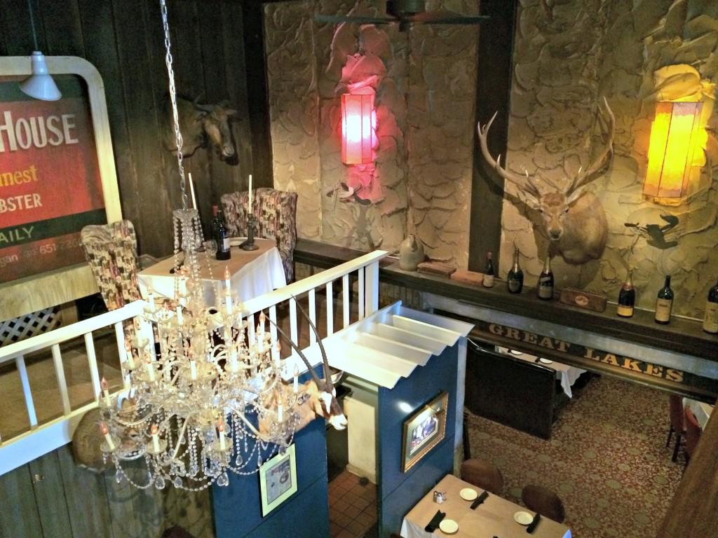 Rochester Chop House inside