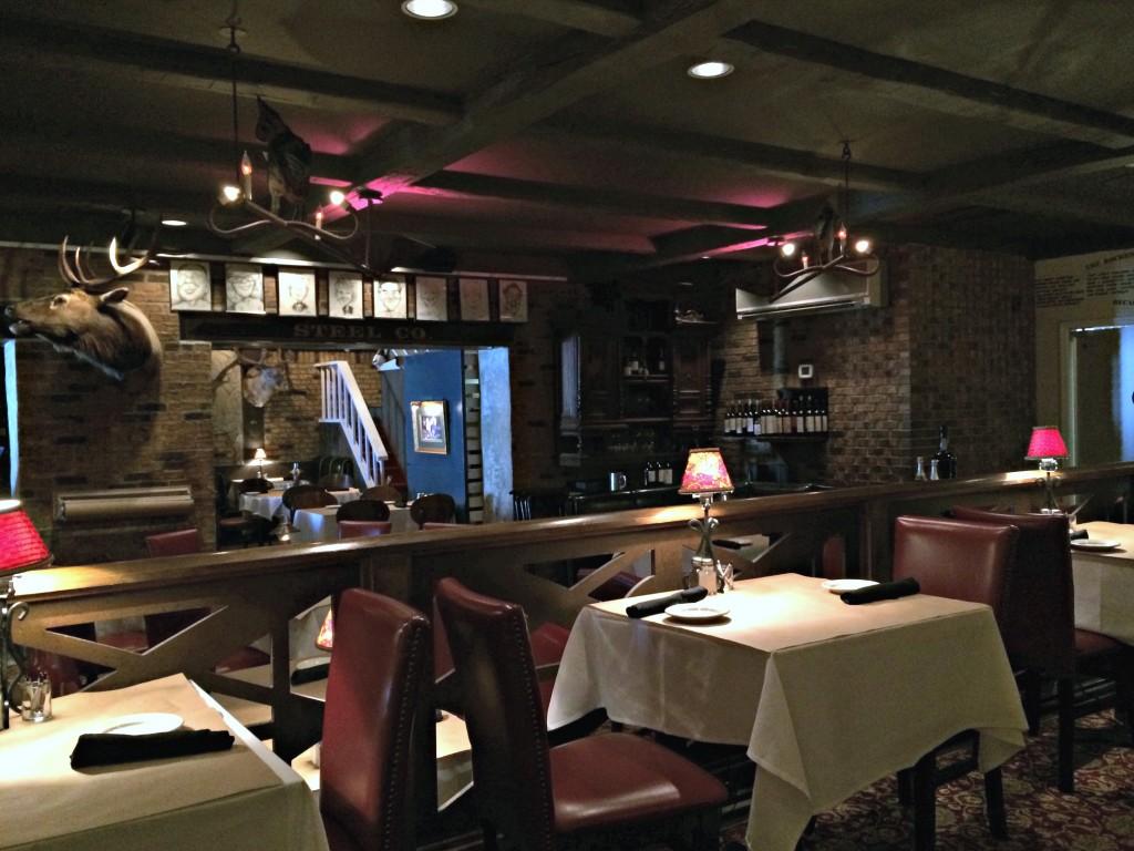 Rochester Chop House restaurant