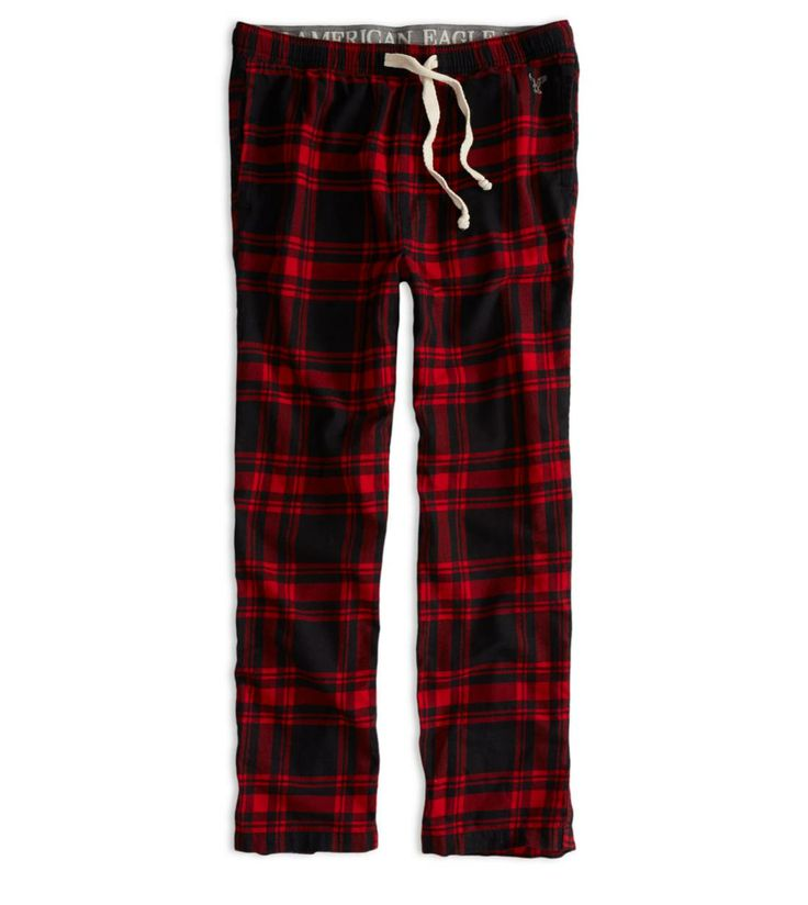 american eagle flannel sleep pant