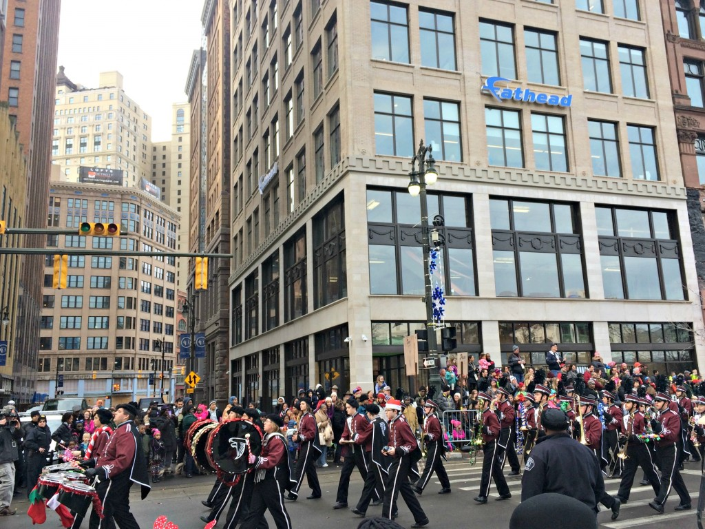 america's thanksgiving parade bands