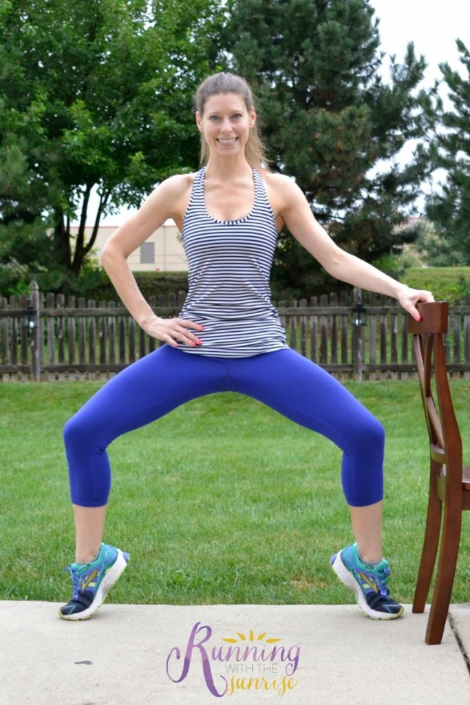 barre workout for runners - sublimely fit