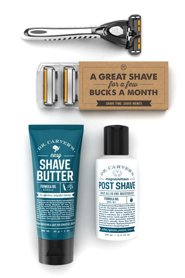 dollar shave club razor and products