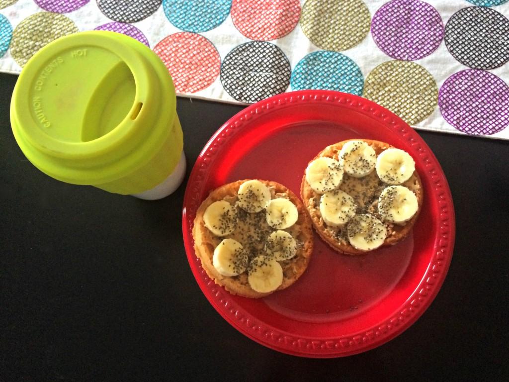 gluten free waffles breakfast
