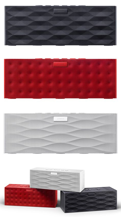 jawbone speakers