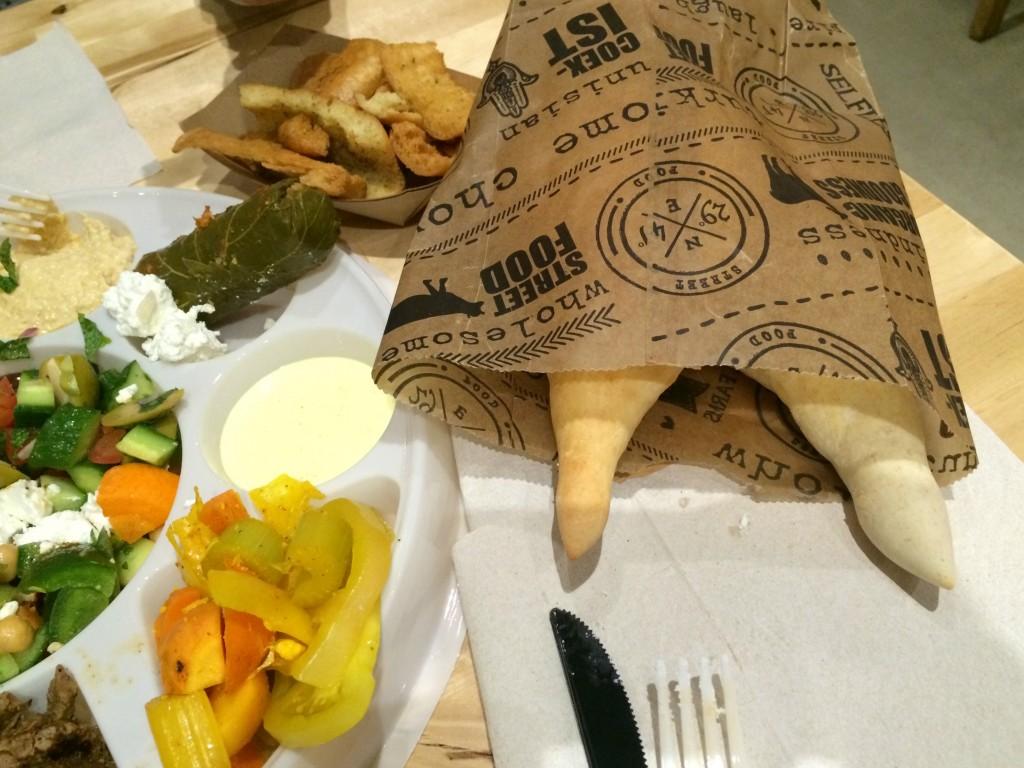 2941 Street Food bread