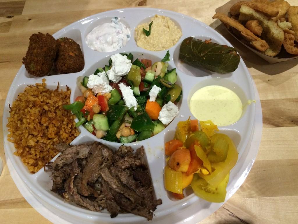 2941 Street Food dinner