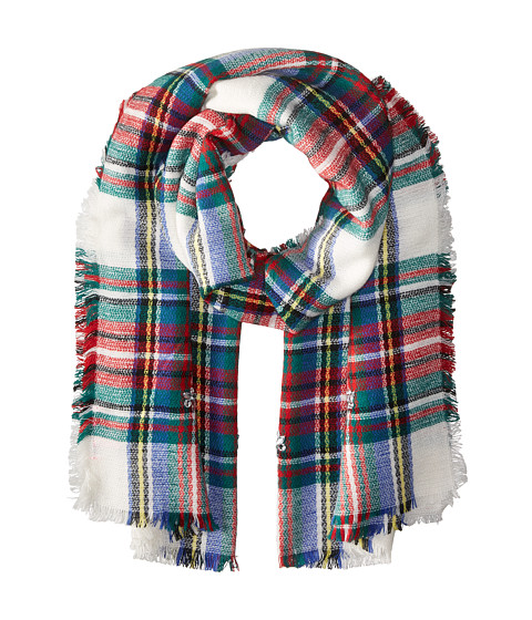 Betsey Johnson Blanket Scarf