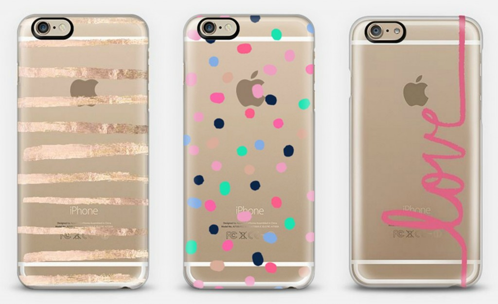 Casetify phone cases