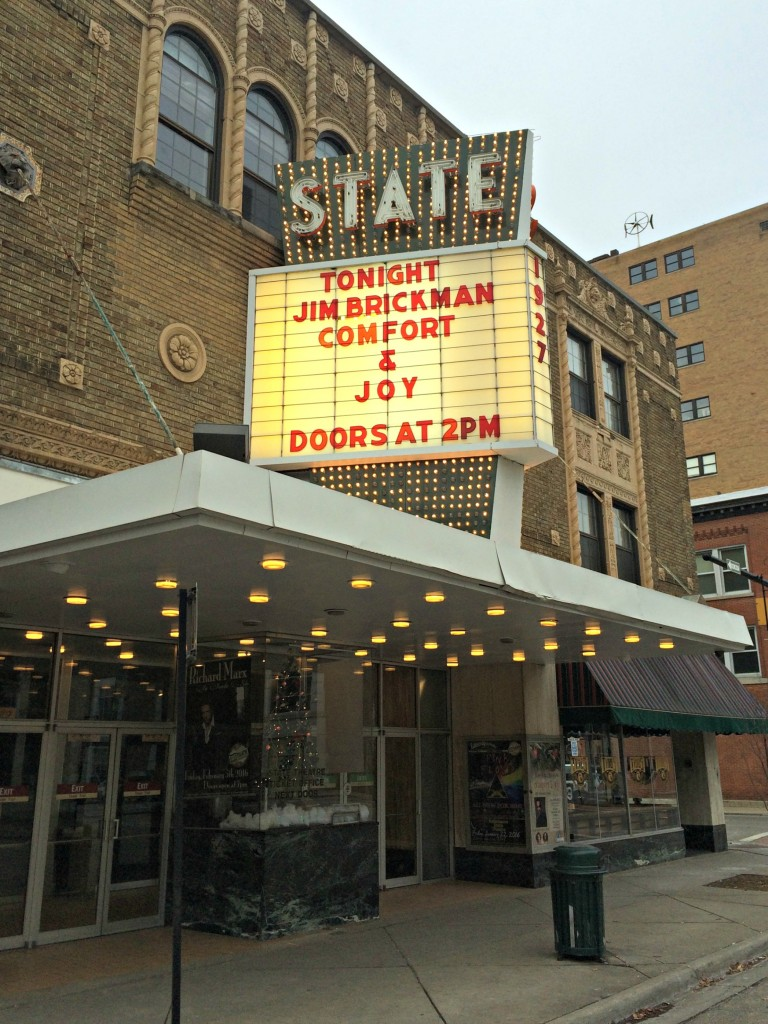 Jim Brickman at Kalamazoo State Theater