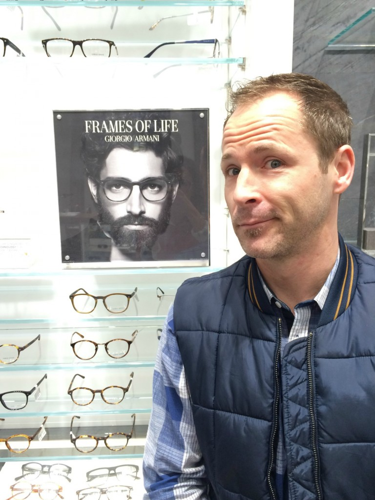 LensCrafters mens frames