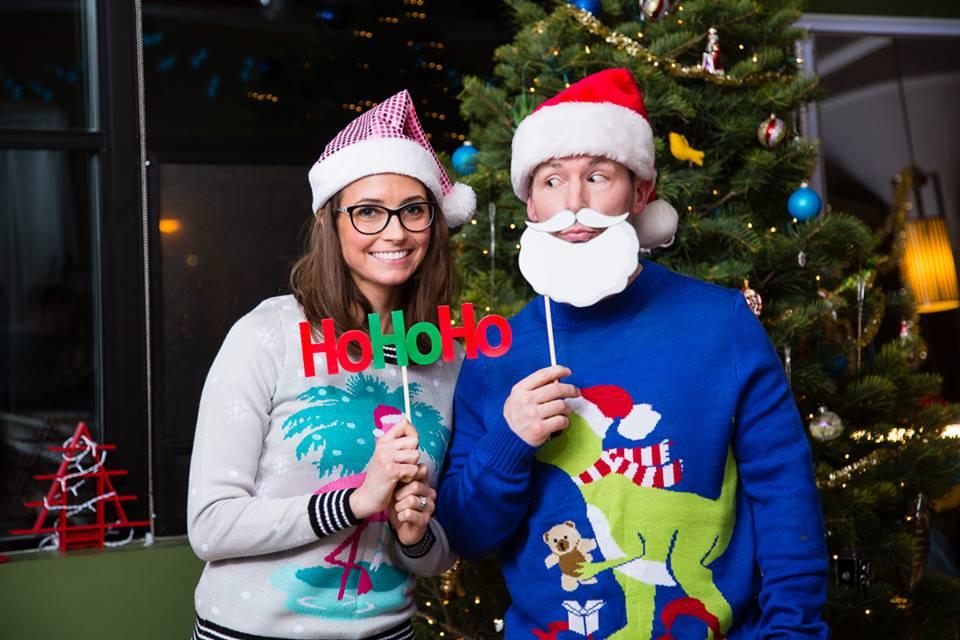 Merry Christmas - Scott and Heather