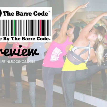 The Barre Code Review - Life In Leggings