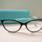 Tiffany & Co. glasses from LensCrafters