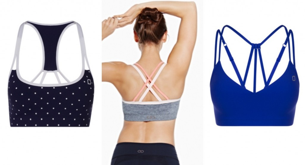 fitness fashion sports bras