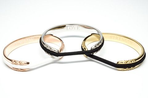 hair tie holder bracelets