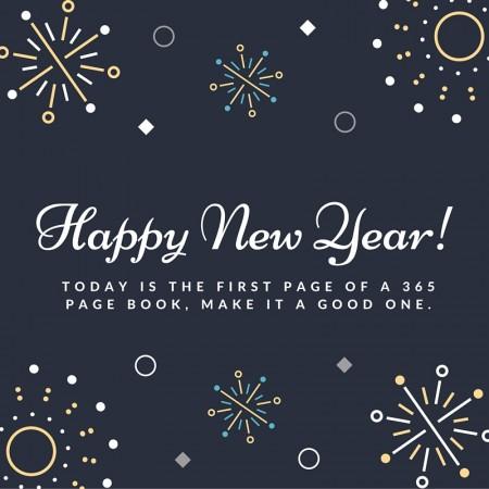 happy new year quote