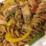 What I Ate Wednesday #106 & Healthy Vegetable Pasta