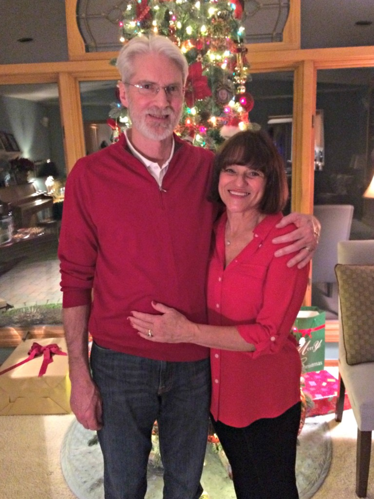 jon and rene christmas eve