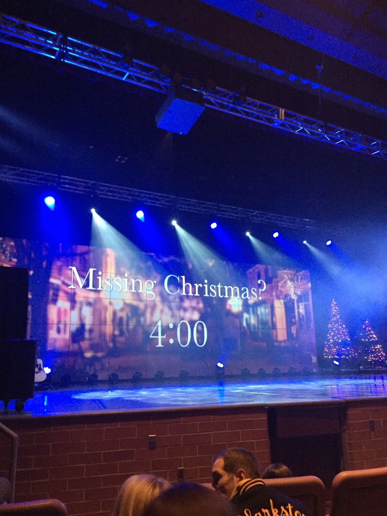kensington christmas services