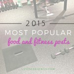 Top 15 Food & Fitness Posts of 2015