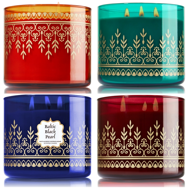 winter bath and body works candles