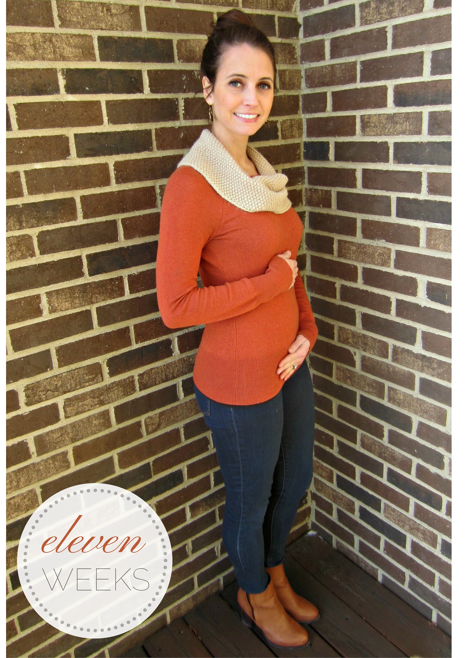 11 weeks pregnancy picture