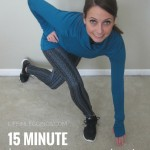 15 minute legs and abs workout