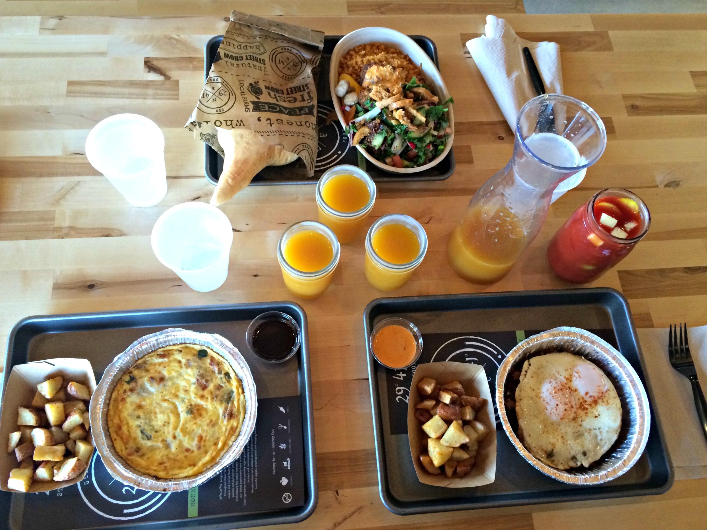 2941 Street Food Brunch