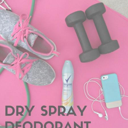 Do Dry Spray Deodorants Really Work- (A Dry Spray Antiperspirant Review) #TryDry (1)