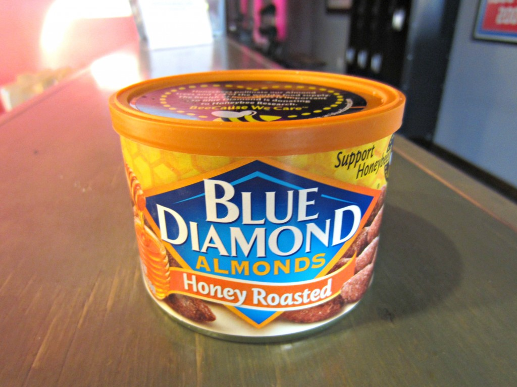 Honey Roasted Blue Diamond Almonds