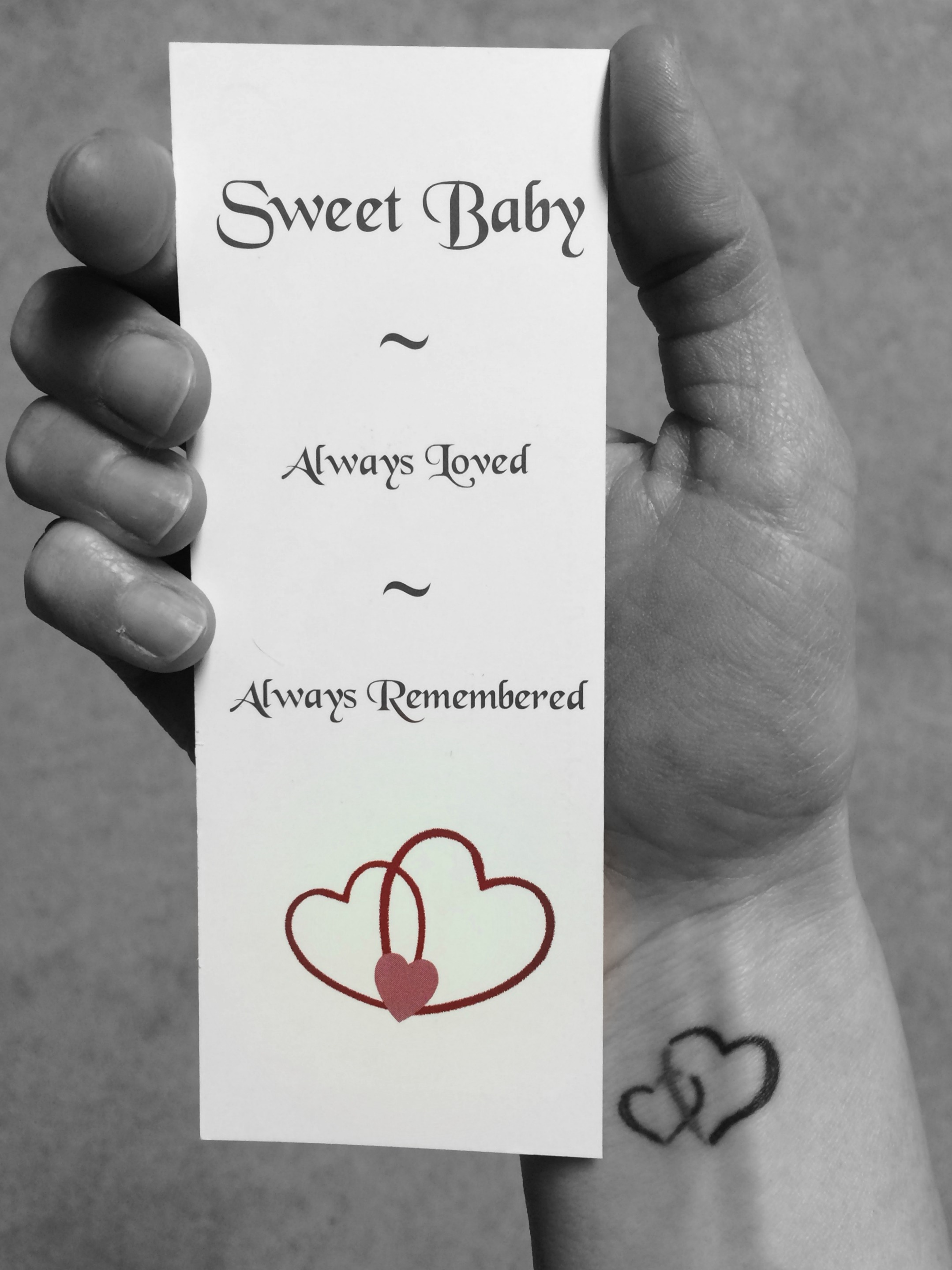Sweet Baby - Coping with Miscarriage
